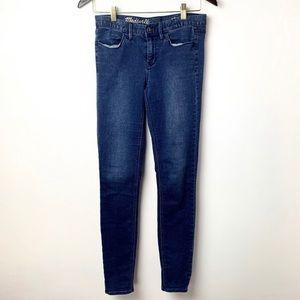 Madewell Legging Skinny Jeans, size 26